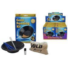 Gold Panning Kit Set Minging Childrens Kids Boys Educational Science DIY Toy Set