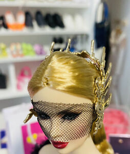 Integrity Fashion Royalty SMOKE & SHADOW VANESSA Doll Nu Fantasy Crown Vail FR