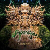 SHPONGLE - CODEX 6   CD NEW!