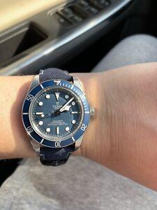 TUDOR Black Bay Blue Men's Watch - M79030B-0002