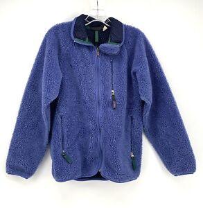 Patagonia Style # 23022 Vintage Retro-X Deep Pile Fleece Jacket SZ M