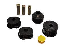 Energy Suspension Polyurethane Engine Motor Mount Inserts 05-07 Scion tC (Black)