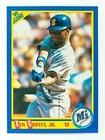 Ken Griffey Jr #560 (1990 Score) 2nd Year Baseball Card, Seattle Mariners, HOF