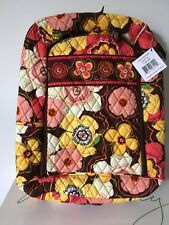 VERA BRADLEY LAPTOP BACKPACK  BUTTERCUP - NWT