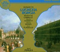 Various - Donizetti: Lucrezia Borgia (CD) (1990)