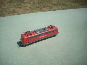 HO Roco Electric Locomotive #DB CARGO 139 262-0 RED Color