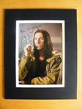 Certified: Obtained Personally T Autographed TV Memorabilia