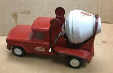 Vintage mini-Tonka Cement Mixer Truck Good Original Condition