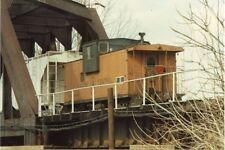 5F264 RP 1970-80s? MAINE CENTRAL  RAILROAD CABOOSE #672