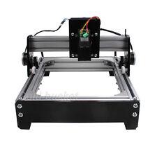 12W Mini DIY Laser Engraver Metal Steel Iron Stone Engraving Image Logo Printer