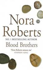 Blood Brothers (Sign of Seven Trilogy 1), Nora Roberts, Used Very Good Book