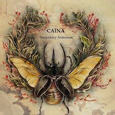 NEW Temporary Antennae (Audio CD)