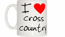 I Love Cuore Cross Country TAZZA