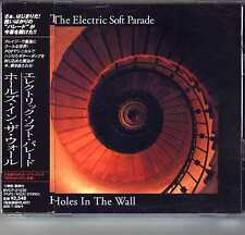 ELECTRIC SOFT PARADE-Holes In The Wall Japan CD w/OBI