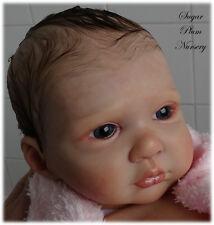 Poupée reborn bébé réaliste réaliste poupée de vinyle Kit Kellie * phil donnelly babies *