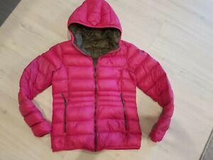 Cmp Jacke Pink Wattiert Gr. M 40