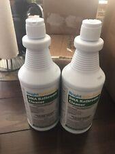 Bright Dna Bathroom Cleaner (2) Bottles 2 Quarts Total