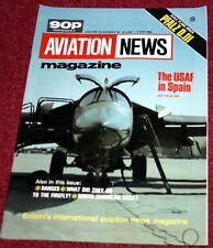 Aviation News 14.18 - Fairey Firefly - Pfalz - USAF 406th TFS