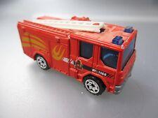 Matchbox:Dennis Sabre  Feuerwehr, 1:95 Scale  (GK108)