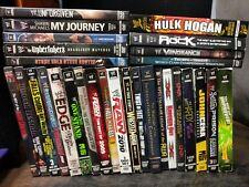 Huge 29X Wrestling DVD Lot/collection, Box Set/dvds. Adult Owned Super shape