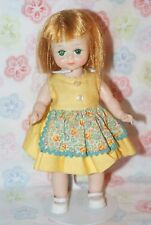 """PRETTY! Vintage Red Hair & Freckles 8"""" Maggie Mix-Up Tagged Alexander-kin Doll"""