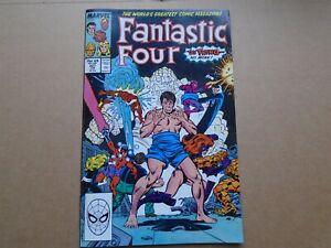 FANTASTIC FOUR #327 Marvel Comics 1989 VF/NM