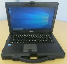 "Getac S400 Rugged Laptop 14"" i5-3320M 2.6Ghz 8GB 128GB SSD Win 10 Pro Dvd WIFI"