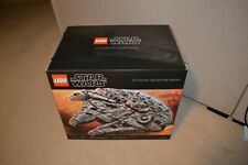 Lego Star Wars 75192 Millennium Falcon Ucs 100% Complete w/ Box, Manual, Figures