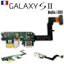 Nappe, Connecteur de charge pour Samsung Galaxy S2 i9100 + Jack + USB + Micro