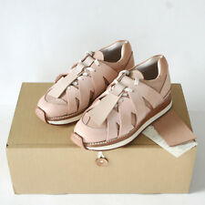 HENDER SCHEME natural leather 2015 shoes low top strap sneakers 1-JP/35-EU NEW