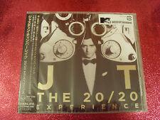 JUSTIN TIMBERLAKE-JT 20/20 EXPERIENCE-CD UNOPENED/SICP 3790/2013 JAPAN