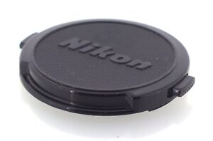 Nikon Genuine 52mm Vintage Lens Cap