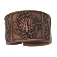 Solid Copper Ring Southwest 4 Elements Western Jewelry Band Arthritis Relief New