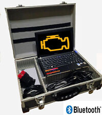Profi Autoveicolo autovettura camion OBD dispositivo diagnostico tester portatile equipaggiato VAS con Bluetooth