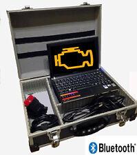 Profi KFZ PKW LKW OBD Diagnosegerät Tester Laptop Auslesegerät VAS mit Bluetooth