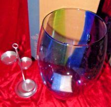 Neu! PartyLite Windlichtglas Frühlingszauber P92072 + PartyLite Teelicht