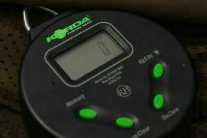 Korda Digital Scales 132lb/60kg (KSCD) FREE POST
