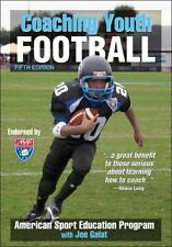 COACHING YOUTH FOOTBALL--5th EDITION--AMERICAN SPORT ED. PROGRAM