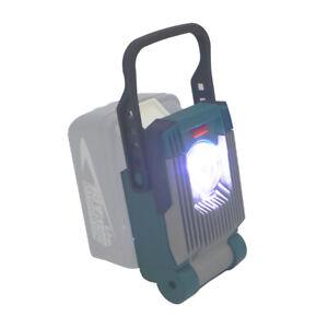 DVISI LED Worklight for MAKITA BOSCH DEWALT MILWAUKEE Slider Tool Li-ion Battery