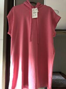 zara jumper dress small