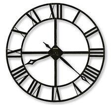 Howard Miller 625-372 (625372) Lacy Oversized Iron Wall Clock