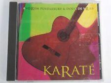 ANDREW PENDLEBURY / Doug De Vries - Karate - Scarce OZ CD