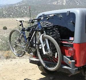 HOLLYWOOD Sr1 Spare-Tire Mount 2 Bike Rack NIB