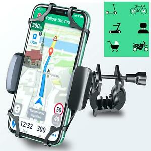 Bicycle Phone Mount For HTC One M8 Handlebars Holder Scooter Mount Scooter