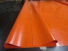 Telone Camion Telo PVC Arancione 8.65 x 3.00 circa 840 Tg. /² 21.9 Kg