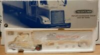 FLD 120 Conventional Tractor with 48' Trailer Freightliner Diecast 1st Gear 1/54