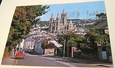 United Kingdom Truro Cathedral from Chapel Hill C6676X Judges - used