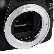 Contax Yashica C/Y CY Lens to CANON EOS EF Mount Adapter Ring For 7D 5D 60D 70D