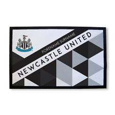 Newcastle United F.C- Personalizado Felpudo (Estampado)