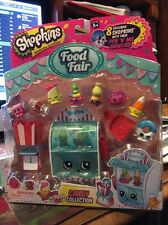 SHOPKINS Food Fair - CANDY COLLECTION - 12 Exclusive Shopkin & Accessories NEW